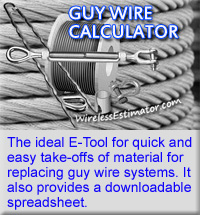 Guy Wire Calculator