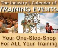Tower Training Calendar