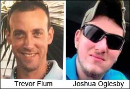 Trevor Flum and Joshua Oglesby