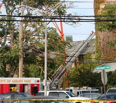 New Jersey man jumps to death from tower tech had previously jumped from