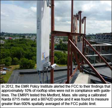 Carriers and tower owners get poor RF report card