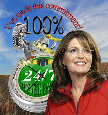 Sarah Palin to be kenote speaker for National Association of Tower Erectors