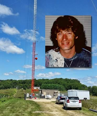 Illinois man succumbs after 90-foot fall off of guyed tower