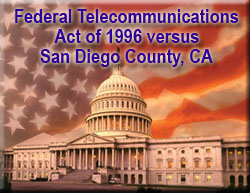 1996 Federal Telecommunications Act