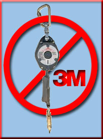 3M retractable lanyards being recalled