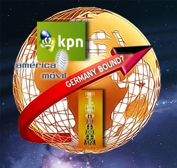 American Tower may enter Europe through KPN's towers in Germany