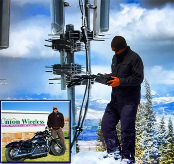 Union Wireless Tech wins Anritsu Harley Davidson