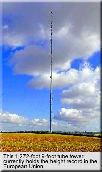 Digital Broadcast Tower