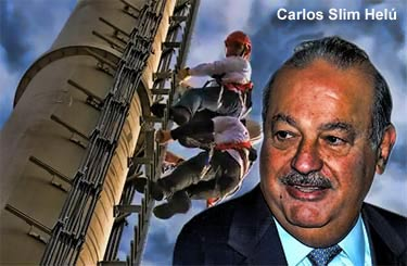Carlos Slim, American Tower Corporation, America Movil
