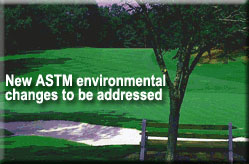 ASTM Environmental Changes