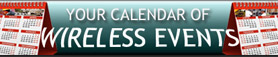 Wireless Calendar of Events