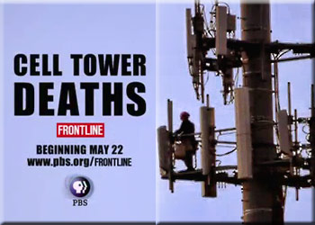 Cell Tower Deaths to be aired on May 22