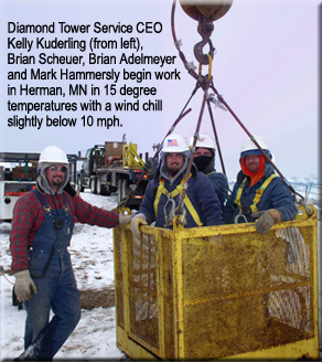 Diamond Tower Service