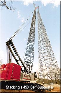 Towers/Installation - Cranes