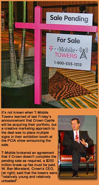 T-Mobile is the hottest topic at the Orlando PCIA show