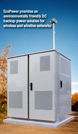 Andrew Fuel Cell Cabinets