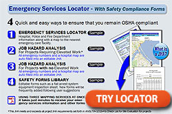 Emergency Services Locator is nation's first choice for contractors