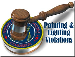 FCC gets tough on lighting and painting fines