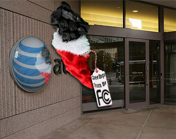 FCC Slams ATT bid for T-Mobile
