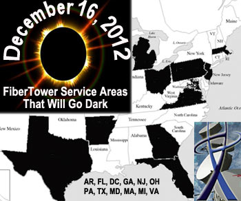 FiberTower to go dark this December following FCC approval