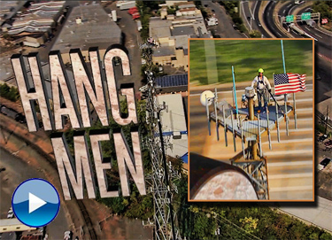 Hang Men to debut on the Discovery Channel