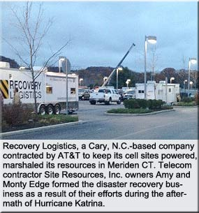 FCC: 25% of cell sites are down due to Hurricane Sandy