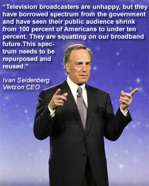Ivan Seidenberg Verizon CEO