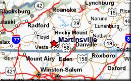 Martinsville VA