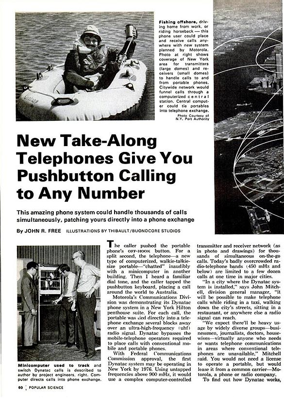 Martin Cooper - Inventor of the first cell phone