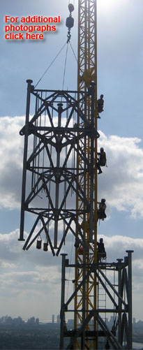 DTV Broadcast Tower Construction