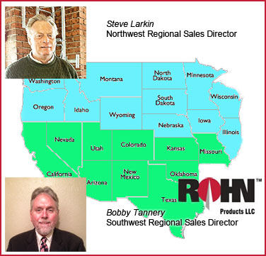 Rohn appoints two new sales directors