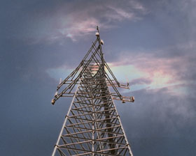 Towers Installation Self Supporting Tower Material