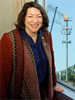 Judge Sonya Sotomayor Cell Tower