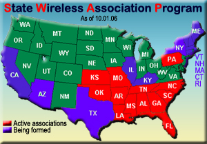 State Wireless Association