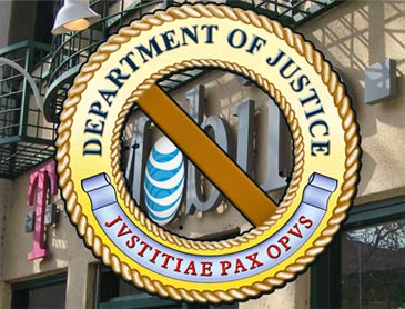 DOJ tried to block AT&T's T-Mobile merger