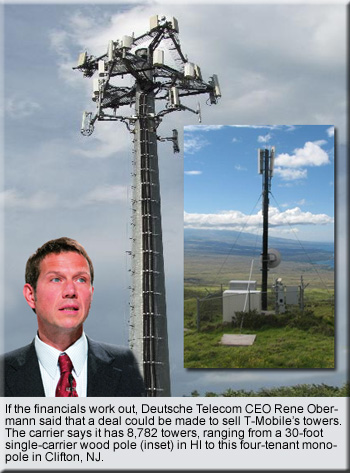 T-Mobile Towers Rene Obermann
