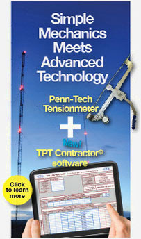 TPT Contractor ensures accuracy for plum and tensioning projects