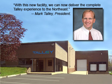 Talley North East Distribution