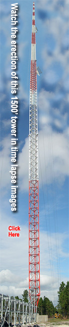 Tower Erection