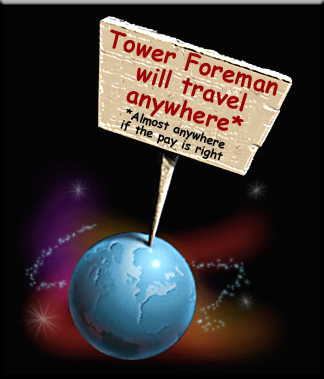 Tower Foreman Help Wanted