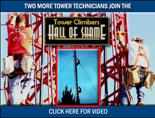 tower Technican Climbing