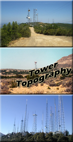 Tower Topograhic Categories
