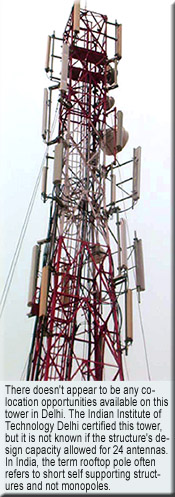 India Cell Phone Towers