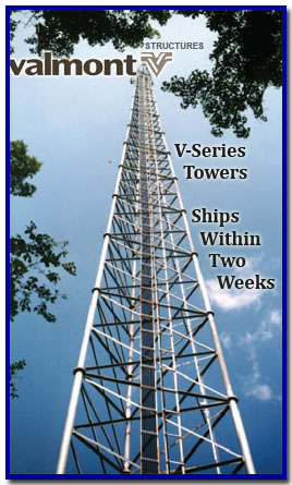 Valmont V-Series Towers