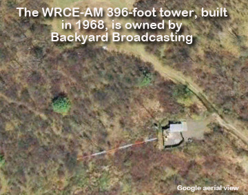 WRCE Tower Collapse