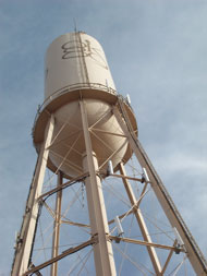 Water Tower 5AA