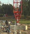 Guyed Tower Pivot Base