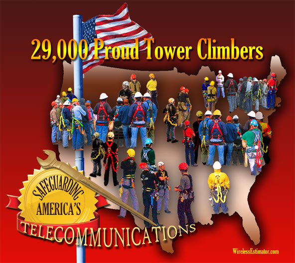 29,000 cell tower climbers identified