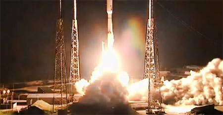 This morning's successful launch, although celebrated by the DoD, has thousands of Italians concerned about the pressure that might be put in place on their government to approve the permits for the Niscemi site.