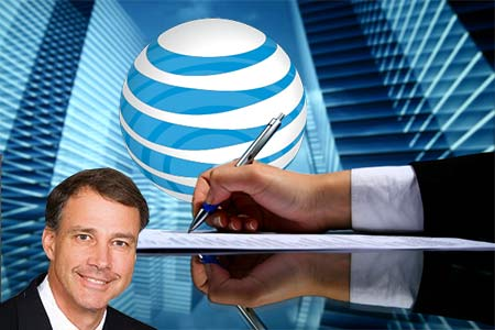 American Tower EVP and CFO Tom Barlett said that reports that AT&T's master lease agreement would expire in 2016 are incorrect.